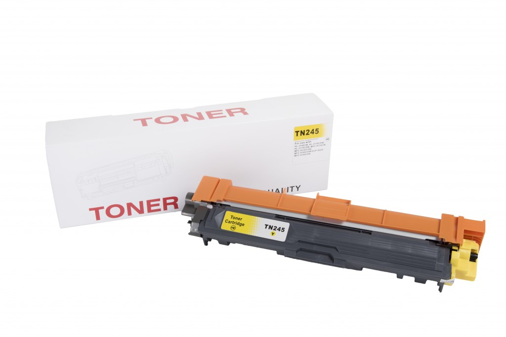 Brother TN-245 Yellow kompatibilný toner 2200 strán