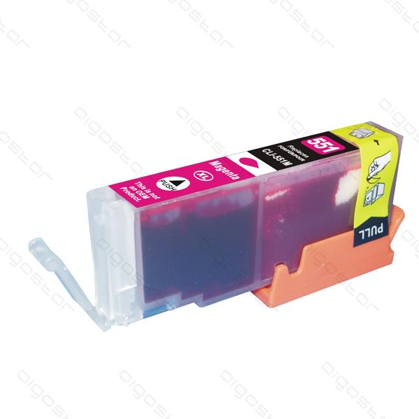 Canon CL-551XL Magenta kompatibilný cartridge 13ml