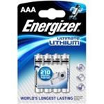 Energizer Ultimate Lithium L92/FR3/AAA - 4ks bal.