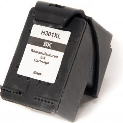 HP 301XL Black - CH563EE ECOnomy kompatibilný cartridge 18ml