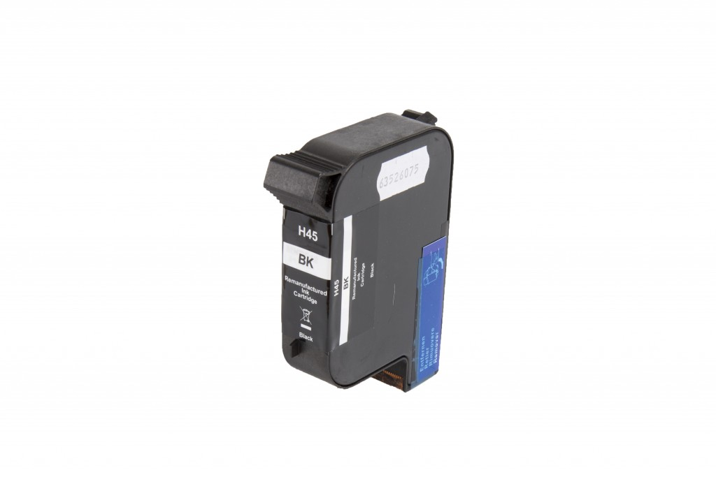 HP 51645AE - No.45, Black kompatibilný cartridge 45ml (OEM, BULK)