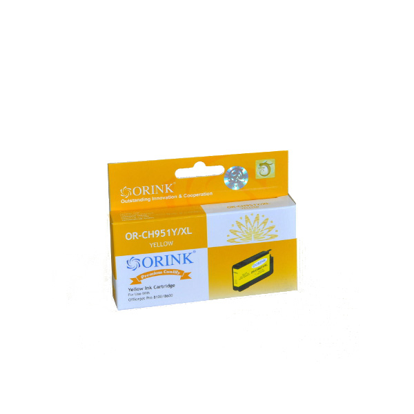 HP 951XL Yellow - CN048AE kompatibilný cartridge, 30 ml