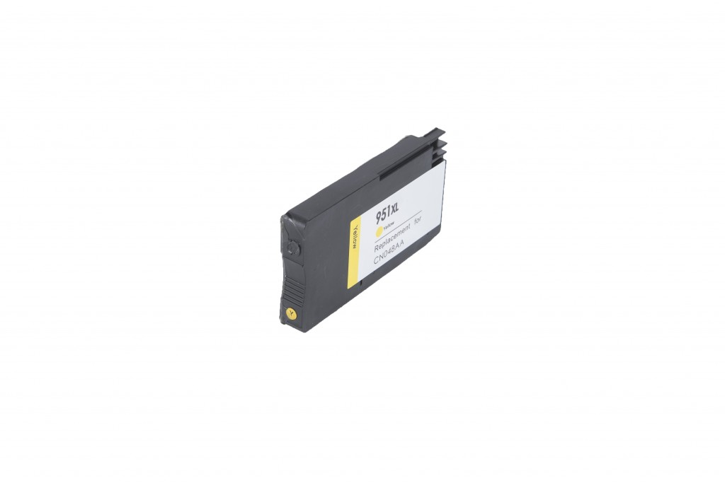 HP 951XL Yellow - CN048AE renovovaný cartridge 30ml (BULK)