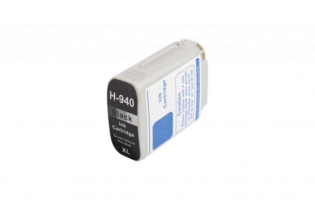 HP C4906AE (No.940XL) Black kompatibilný cartridge 58,5ml
