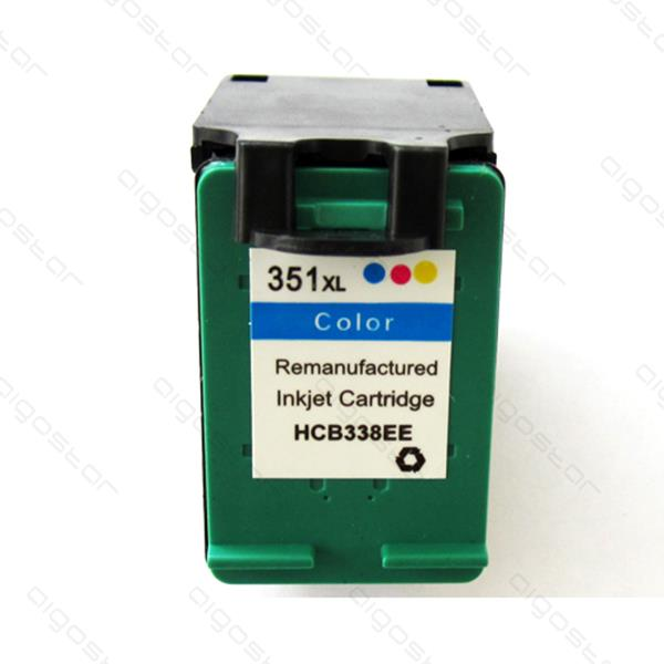 HP CB338EE (No.351XL) Color renovovaný cartridge 18ml)