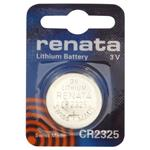 RENATA CR2325/RE-B - Batéria lítiová; 3V; CR2325; O23x2,5mm; 190mAh